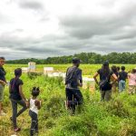 Black Lives Matter Freedom School field trip