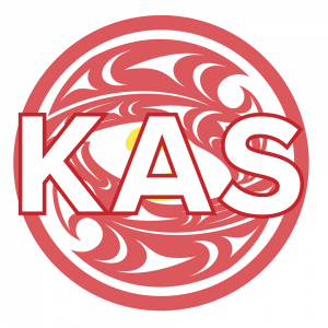 Kwi Awt Stelmexw logo